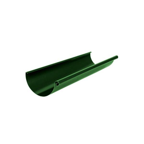 Желоб водосточный 3 метра d125мм-d150мм Зелёный