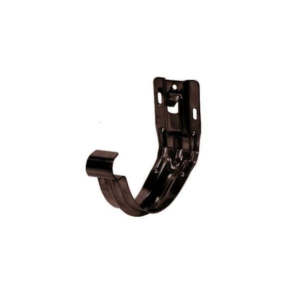 Крюк крепления универсальный d125мм-d150мм Тёмно-коричневый