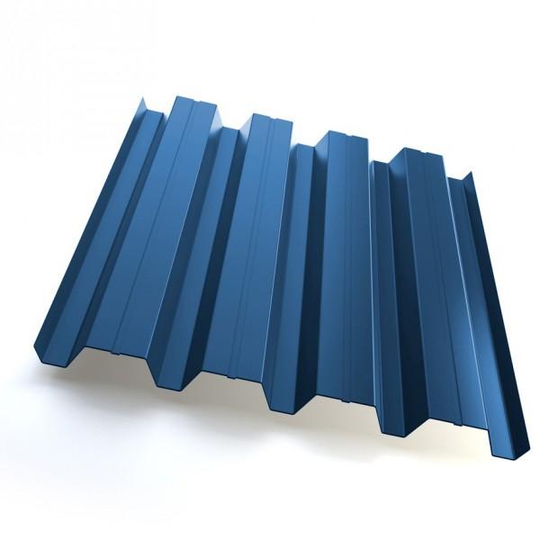 Профнастил Grand Line H60 Полиэстер 25мкм Синий