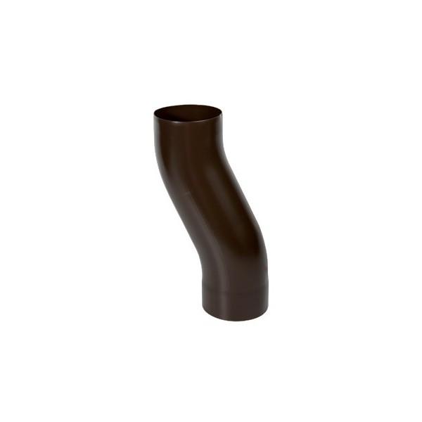 S-обвод d90мм-d100мм Тёмно-коричневый