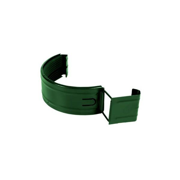 Соединитель желоба с уплотнителем d125мм-d150мм Зелёный