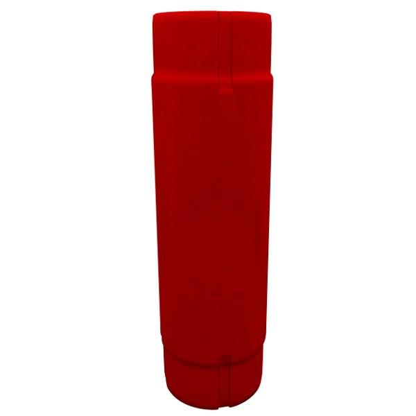 Труба соединительная 1 метр 125×90-150×100