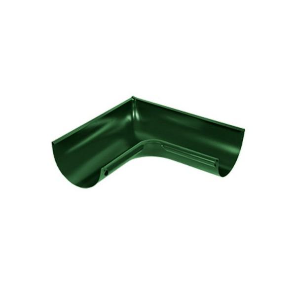 Угол желоба внутренний 90 градусов d125мм-d150мм Зелёный
