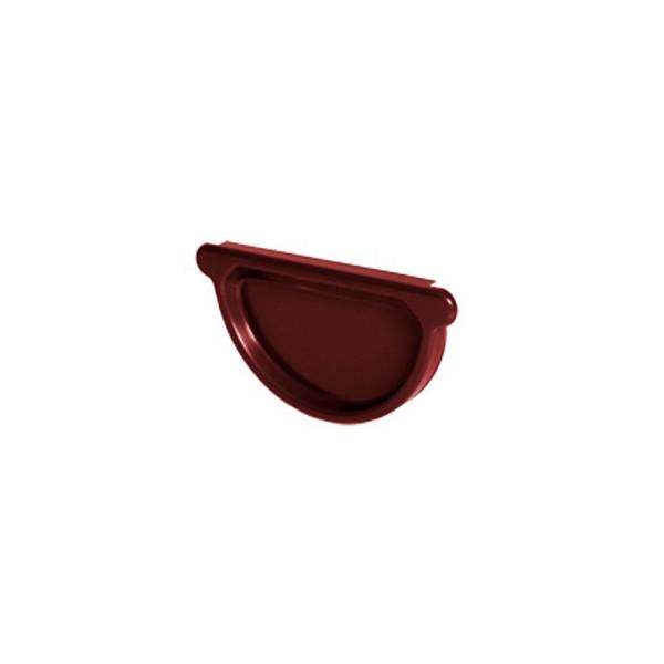 Заглушка желоба универсальная d125мм-d150мм Красный