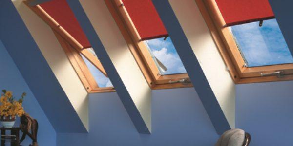 Мансардные окна Fakro