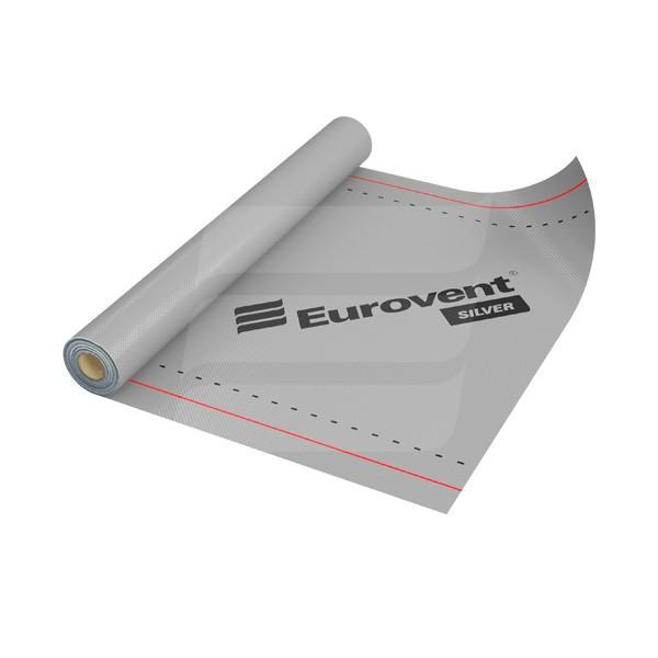 Микроперфорированная пленка Eurovent SILVER 96