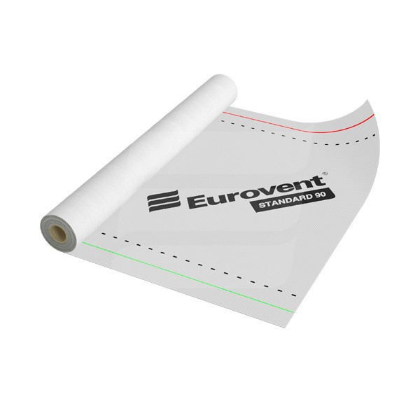 Микроперфорированная пленка Eurovent STANDARD 90