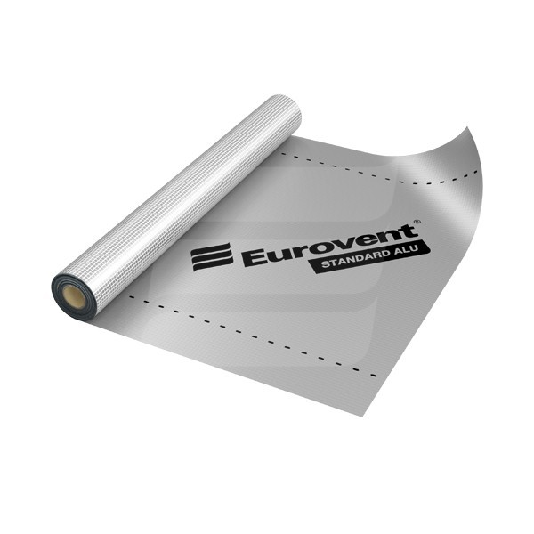 Пароизоляционная пленка Eurovent STANDARD ALU 110