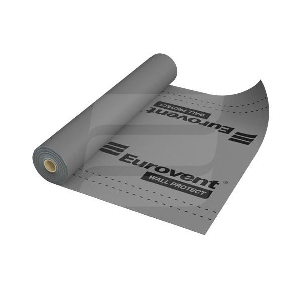 Ветроизоляционная мембрана Eurovent WALL PROTECT