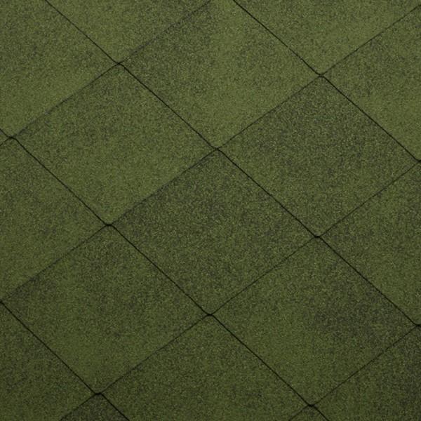 Гибкая черепица Katepal Ambient Зелёный