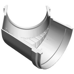 Docke — Угловой элемент 135