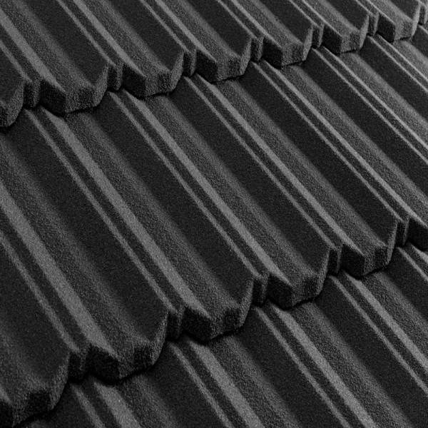 Композитная черепица Metrotile MetroClassic Серый