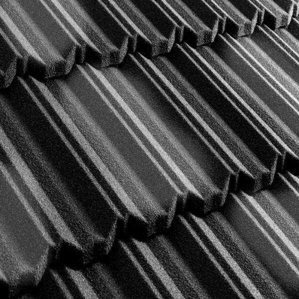 Композитная черепица Metrotile MetroClassic Сланцево-серый
