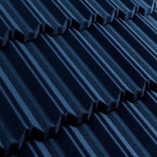 Композитная черепица Metrotile MetroClassic Тёмно-синий