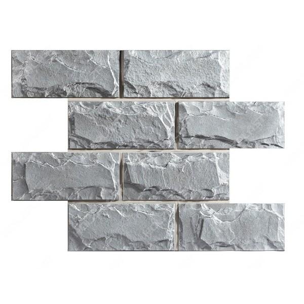 Фасадная панель Holzplast Wandstein Доломит Серый