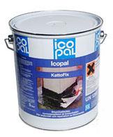 Клей битумный кровельный ICOPAL и клей-герметик ICOPAL