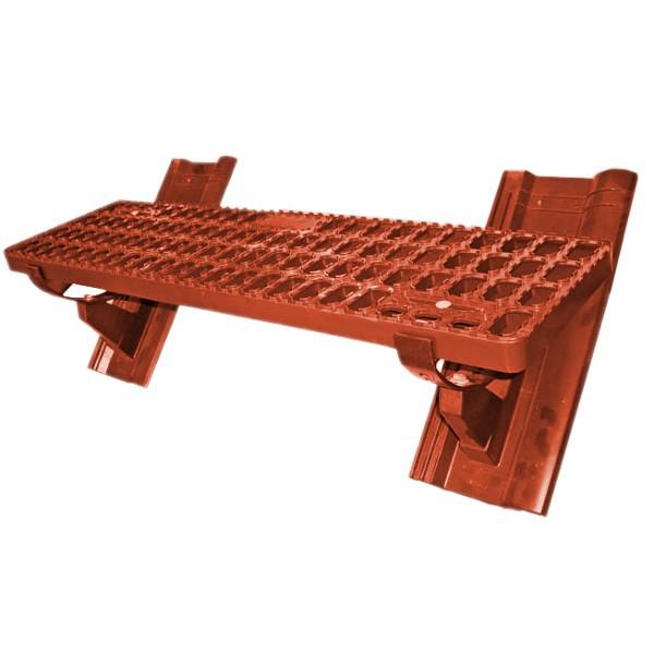 Комплект Braas для колосниковой решетки