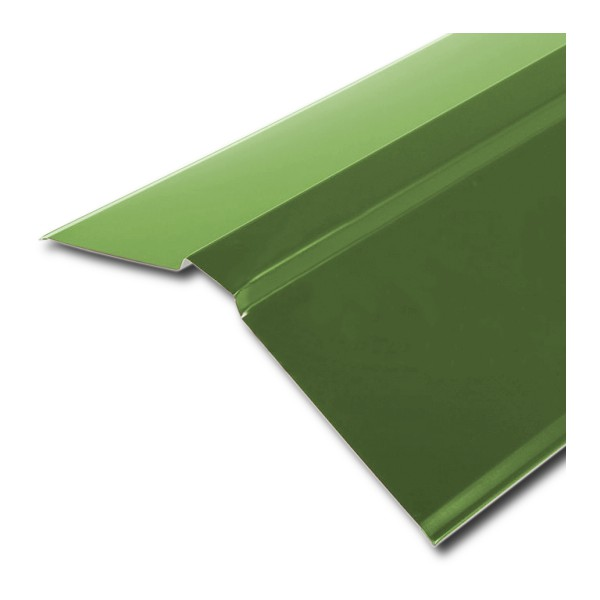 Конек плоский Optima 2м Texture /130x30x130мм/