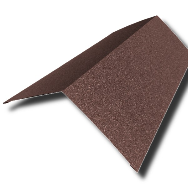 Конек плоский Optima 2м Texture /190×190мм/
