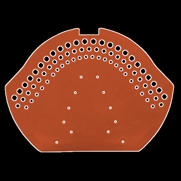 Коньковый торцевой элемент Braas