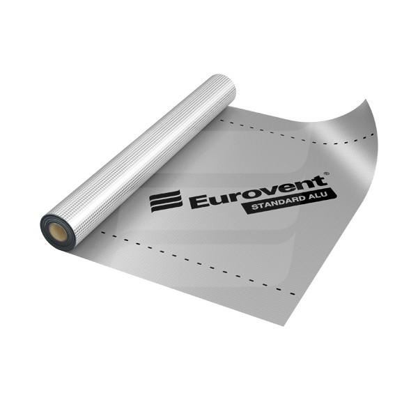 Пароизоляционная пленка Eurovent STANDARD ALU