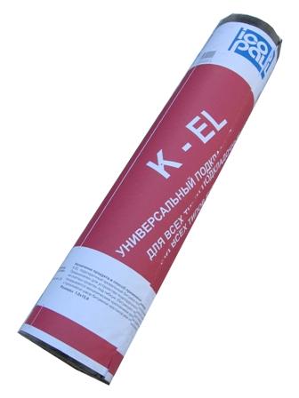 Подкладочный ковер Icopal K-EL
