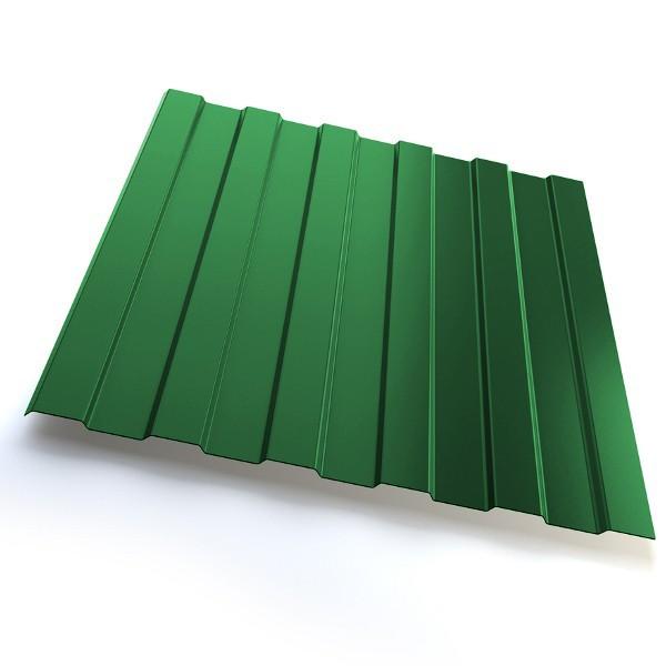 Профнастил Grand Line С8 Полиэстер 25мкм Зелёный