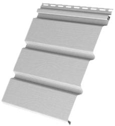 Пластиковый софит Grand Line КЛАССИКА гладкий белый