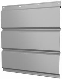 Софиты металлические Grand Line сплошные покрытие Полиэстер белые RAL 9003