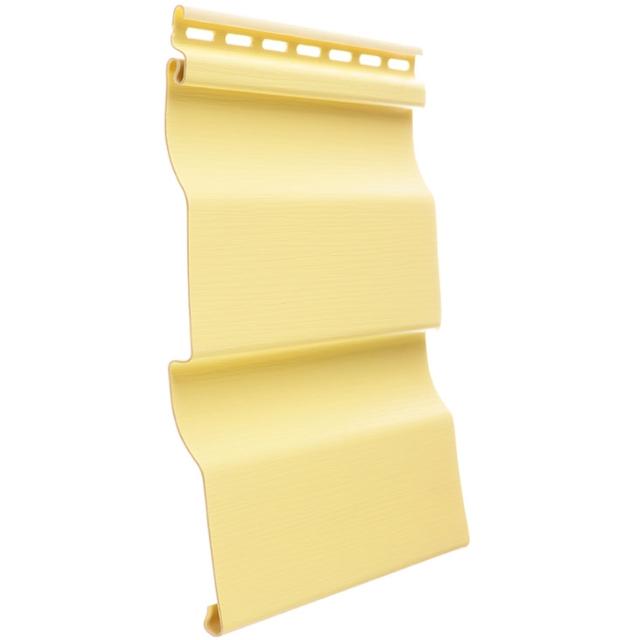 Сайдинг виниловый Docke Premium D4,5D Лимон
