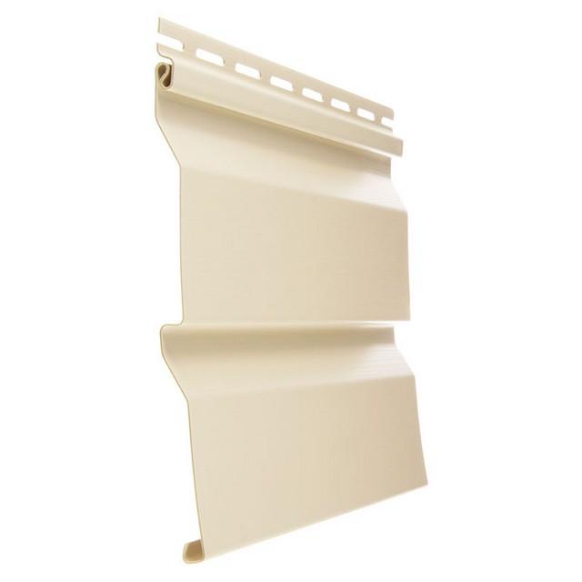 Сайдинг виниловый Docke Standard D4D Сливки